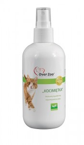 Over ZOO Kocimiętka 250ml