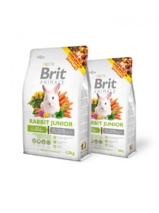 BRIT ANIMALS RABBIT JUNIOR COMPLETE - 300g