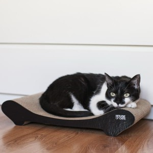 House of Cats Drapak Comfy Black