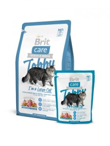 BRIT CARE CAT TOBBY I'M A LARGE CAT - 7kg