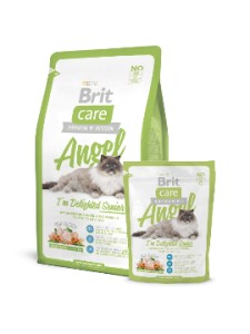 BRIT CARE CAT ANGEL I'M DELIGHTED SENIOR - 7kg