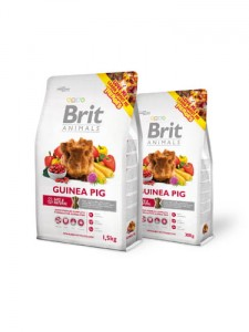 BRIT ANIMALS GUINEA PIG COMPLETE - 300g