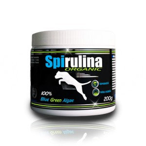 GAME DOG Spirulina ORGANIC 200g