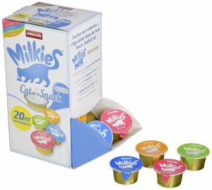 Animonda Milkies Selection Mix 20x15g