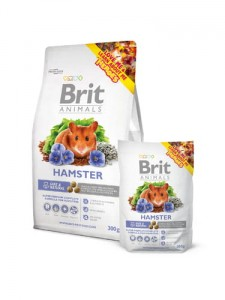 BRIT ANIMALS HAMSTER COMPLETE - 300g