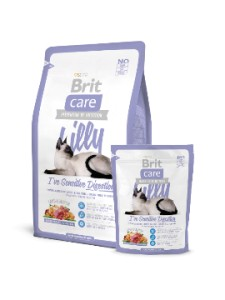 BRIT CARE CAT LILLY I'VE SENSITIVE DIGESTION - 7kg
