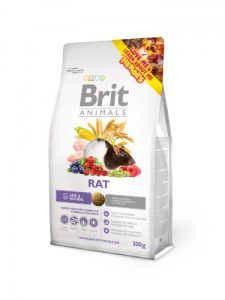 BRIT ANIMALS RAT COMPLETE - 300g